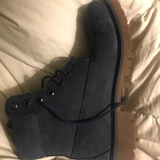 Timberland Navy Boots