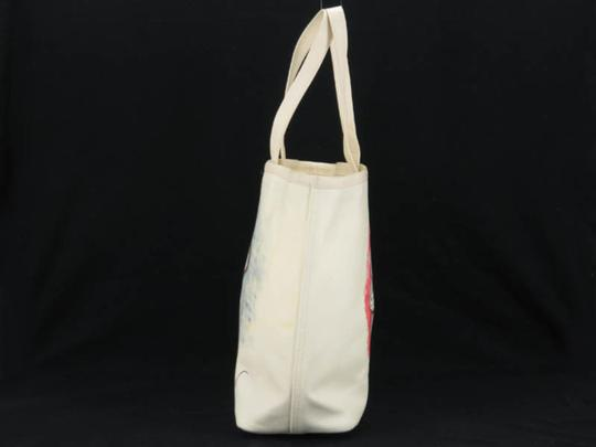 Chanel New Line Shopper Gst Neverfull St Louis Goyard Tote in White