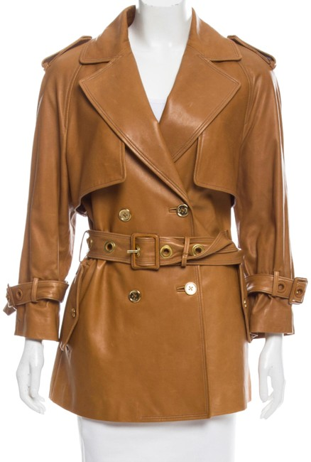 Preload https://item3.tradesy.com/images/coach-camel-double-breasted-jacket-size-10-m-23330252-0-1.jpg?width=400&height=650