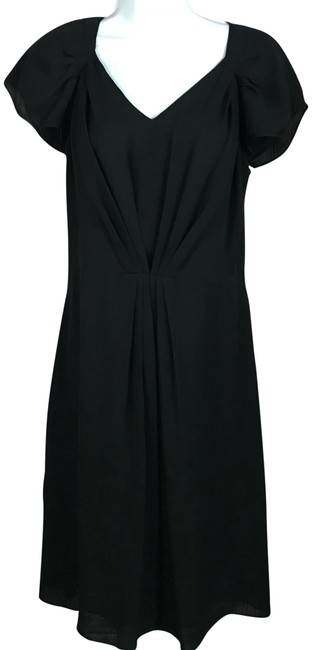 Preload https://img-static.tradesy.com/item/23330374/talbots-black-silk-mid-length-night-out-dress-size-8-m-0-1-650-650.jpg