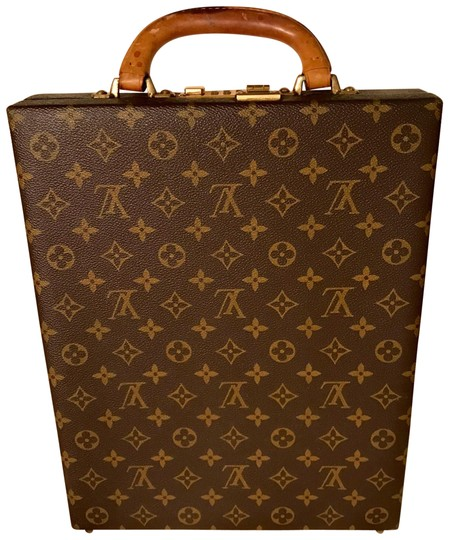Preload https://item5.tradesy.com/images/louis-vuitton-vintage-attache-case-vertical-brown-canvas-and-leather-laptop-bag-23330379-0-2.jpg?width=440&height=440