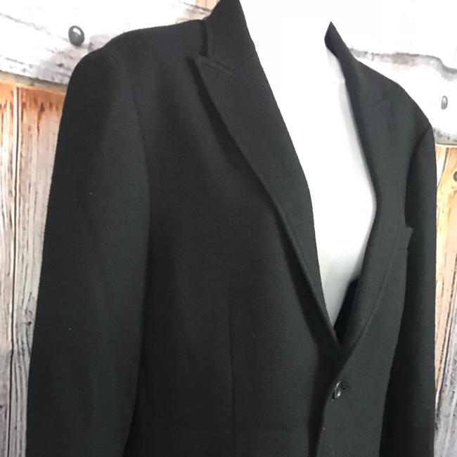 Uniqlo Wool Jacket Black Blazer