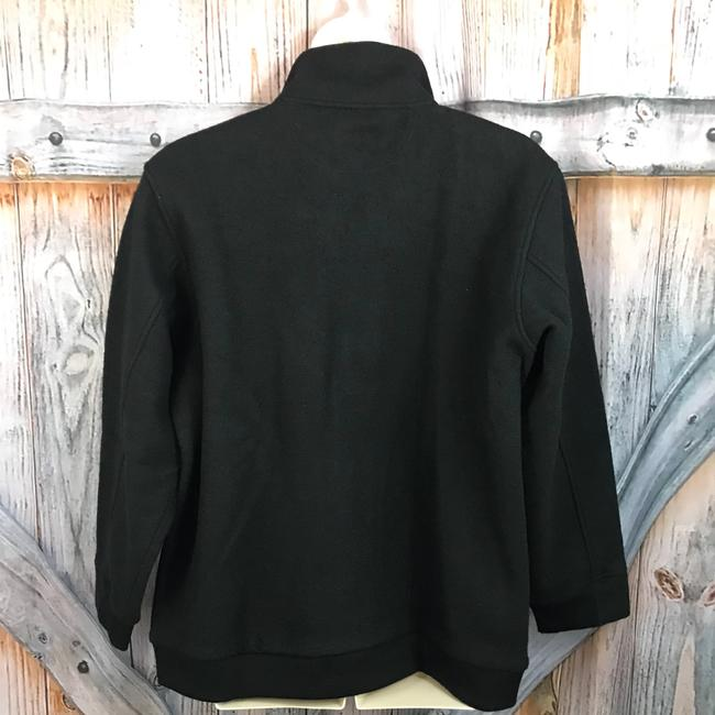 Faonnable Wool Black Jacket