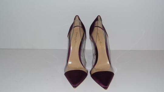 Gianvito Rossi PURPLE Pumps