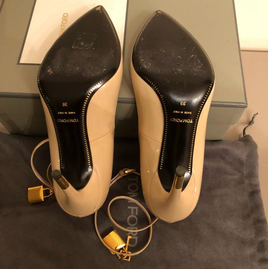 Tom Ford Nude Pumps