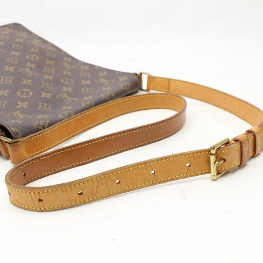 Louis Vuitton Musete Musett Flap Thompson Tango Shoulder Bag
