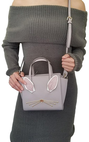 Preload https://img-static.tradesy.com/item/23330560/kate-spade-rabbit-mini-hayden-crossbody-multicolor-satchel-0-1-540-540.jpg