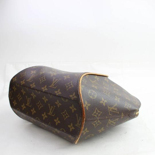 Louis Vuitton Octagon Seashell Shell Stop Sign Bowler Satchel in Brown