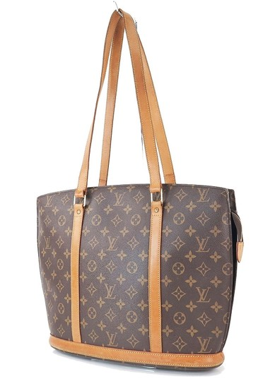 Preload https://item4.tradesy.com/images/louis-vuitton-babylone-monogram-zip-866760-brown-coated-canvas-tote-23330638-0-1.jpg?width=440&height=440