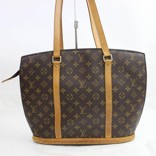 Louis Vuitton Luco Vavin Neverfull Shopper All-in Tote in Brown