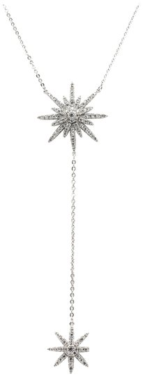 Preload https://item5.tradesy.com/images/silver-starfish-crystal-necklace-23330639-0-1.jpg?width=440&height=440