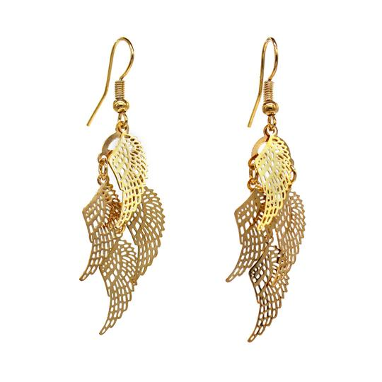 Preload https://item2.tradesy.com/images/gold-wings-earrings-23330666-0-0.jpg?width=440&height=440