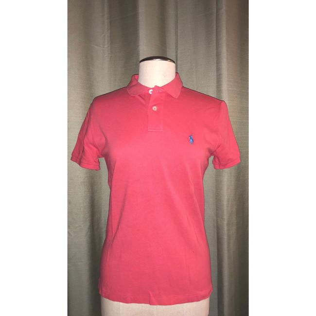 Preload https://item3.tradesy.com/images/ralph-lauren-classic-fit-polo-blouse-size-8-m-23330672-0-0.jpg?width=400&height=650