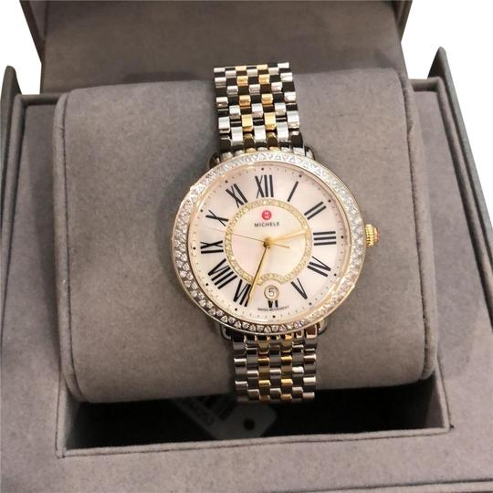 Preload https://item3.tradesy.com/images/michele-mw21b01c5963-061-ctw-diamond-two-tone-serein-watch-23330737-0-1.jpg?width=440&height=440