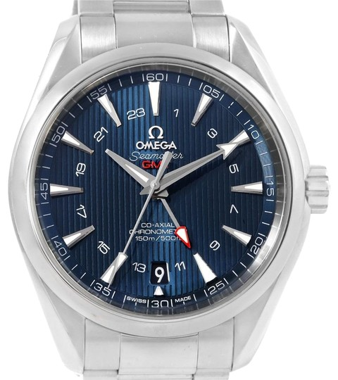 Preload https://item5.tradesy.com/images/omega-teak-blue-seamaster-aqua-terra-gmt-co-axial-23110432203001-watch-23330769-0-1.jpg?width=440&height=440