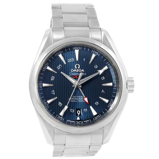 Omega Omega Seamaster Aqua Terra GMT Co-Axial Watch 231.10.43.22.03.001