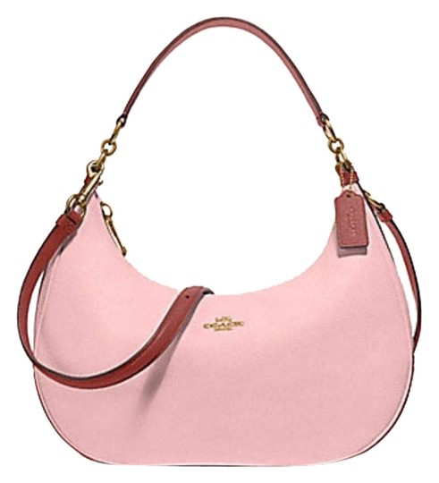 Preload https://img-static.tradesy.com/item/23330831/coach-harley-east-west-colorblock-38250-25896-blushterracottalight-gold-leather-hobo-bag-0-1-540-540.jpg