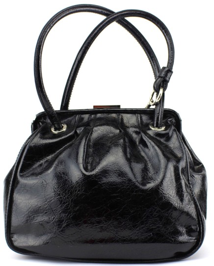 Preload https://item1.tradesy.com/images/nine-west-faux-large-purs-black-patent-leather-satchel-23330865-0-0.jpg?width=440&height=440