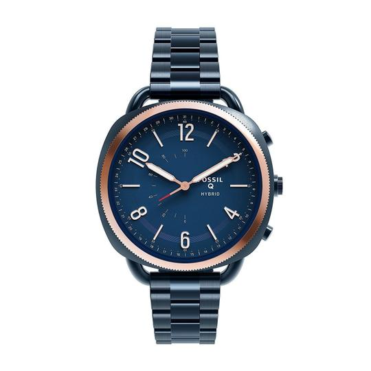 Preload https://img-static.tradesy.com/item/23330883/fossil-navy-blue-women-s-accomplice-hybrid-smart-ftw1203-watch-0-0-540-540.jpg
