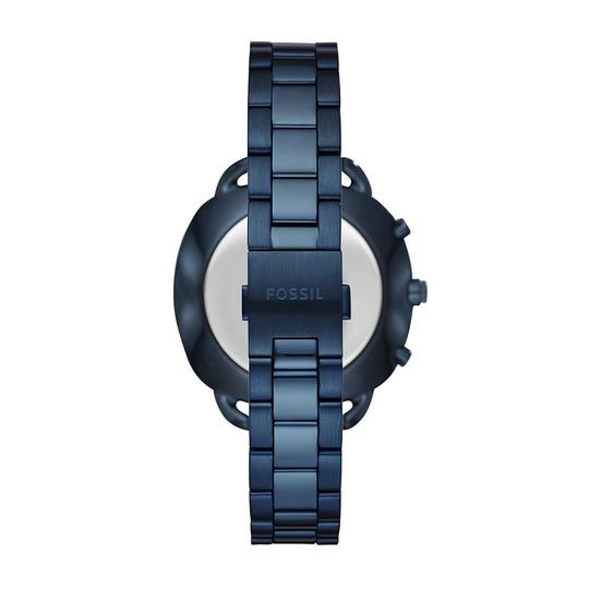 Fossil Fossil Q Women's Accomplice Navy Blue Hybrid Smart Watch FTW1203