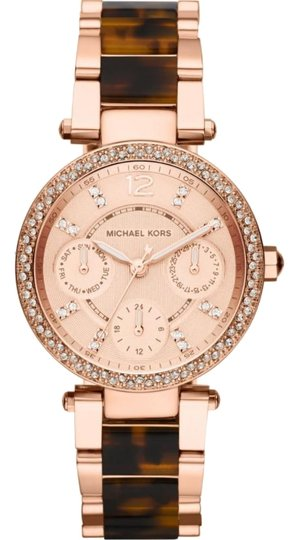 Michael Kors Michael Kors WOMENS Rose Gold Watch MK5841