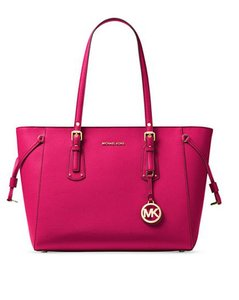Michael Kors Tote in ultra pink