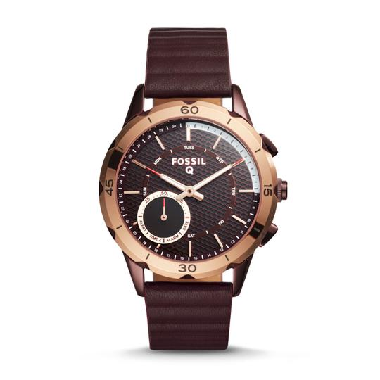 Preload https://item4.tradesy.com/images/fossil-wine-women-s-modern-pursuit-silicone-smart-ftw1146-watch-23330928-0-0.jpg?width=440&height=440