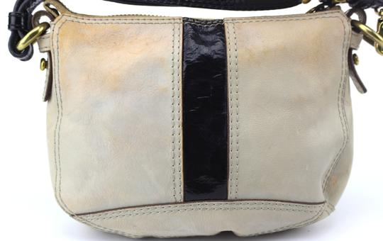 Fossil Tote in Beige