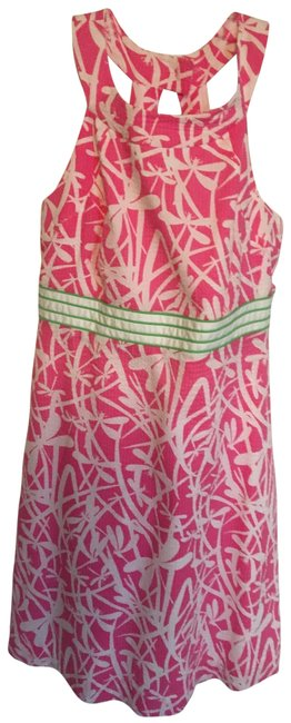 Preload https://item2.tradesy.com/images/lilly-pulitzer-pink-short-casual-dress-size-4-s-23330971-0-1.jpg?width=400&height=650