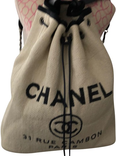 Preload https://item3.tradesy.com/images/chanel-deauville-backpack-sold-out-white-and-navy-canvas-leather-backpack-23330972-0-1.jpg?width=440&height=440
