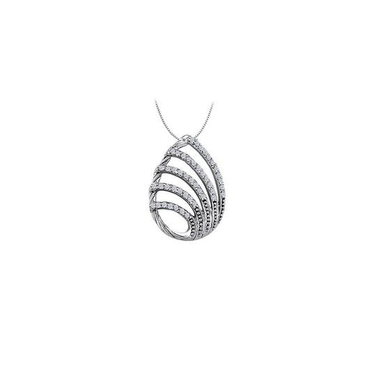 Preload https://img-static.tradesy.com/item/23330981/white-silver-cubic-zirconia-tear-drop-pendant-in-sterling-025-ct-tgwperfect-necklace-0-0-540-540.jpg