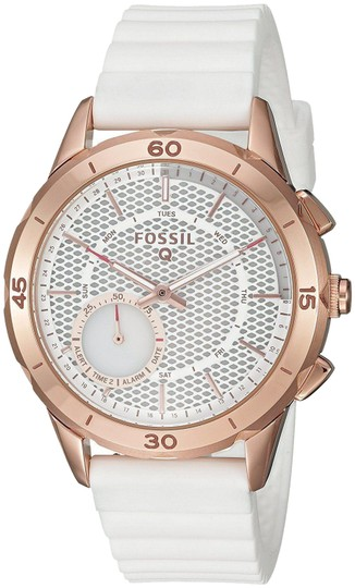 Preload https://item5.tradesy.com/images/fossil-white-women-s-modern-pursuit-hybrid-smart-ftw1135-watch-23331004-0-1.jpg?width=440&height=440