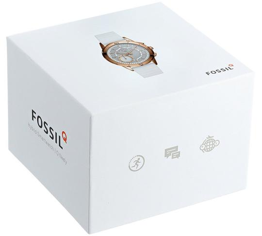 Fossil Fossil Q Women's Modern Pursuit White Hybrid Smart Watch FTW1135