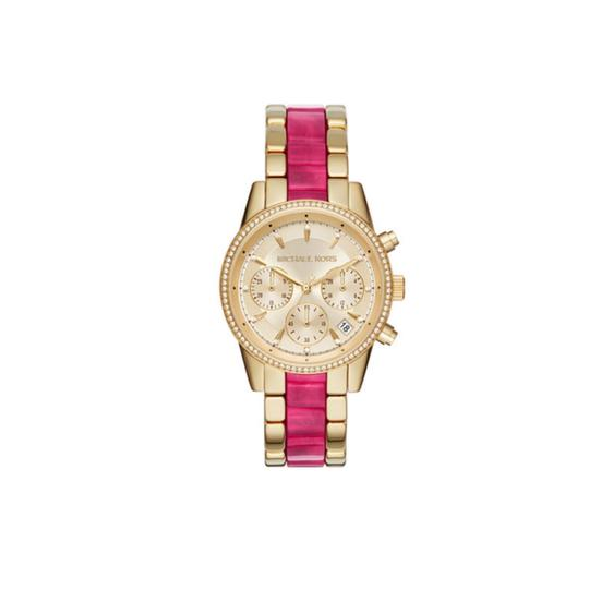 Michael Kors Michael Kors Women's Gold Bracelet Watch MK6517
