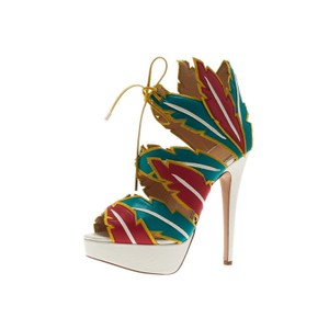 Charlotte Olympia Multicolor Sandals