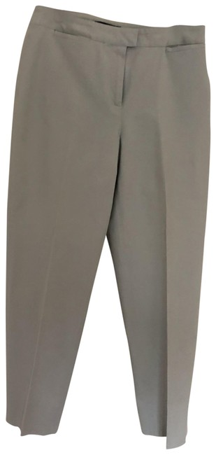 Preload https://img-static.tradesy.com/item/23331034/piazza-sempione-light-grey-brigette-pants-size-10-m-31-0-1-650-650.jpg