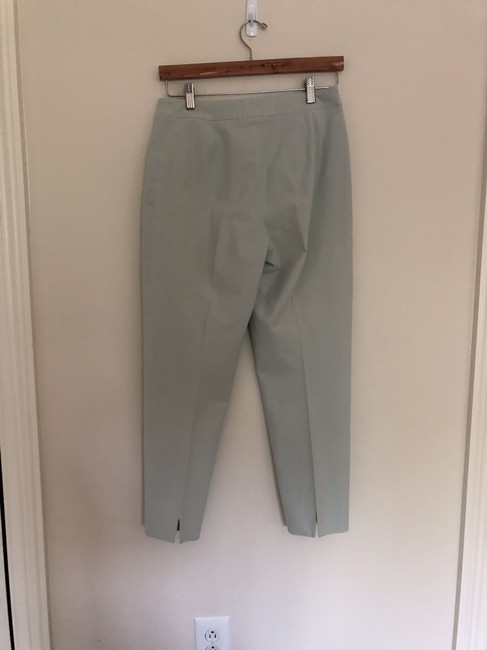 Piazza Sempione Capri/Cropped Pants Light grey