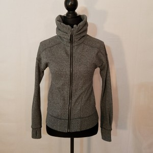 Lululemon Lululemon Gray Hug It Out Sweatshirt Jacket