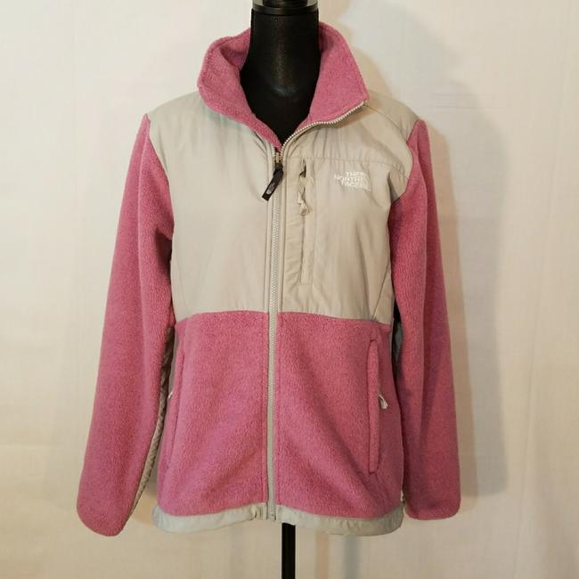 Preload https://item4.tradesy.com/images/the-north-face-grayraspberry-denali-polartec-fleece-jacket-activewear-size-12-l-23331048-0-1.jpg?width=400&height=650