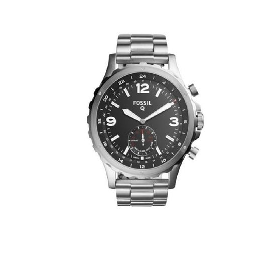 Preload https://item1.tradesy.com/images/fossil-silver-men-s-grant-stainless-steel-hybrid-smart-44mm-ftw1158-watch-23331055-0-0.jpg?width=440&height=440