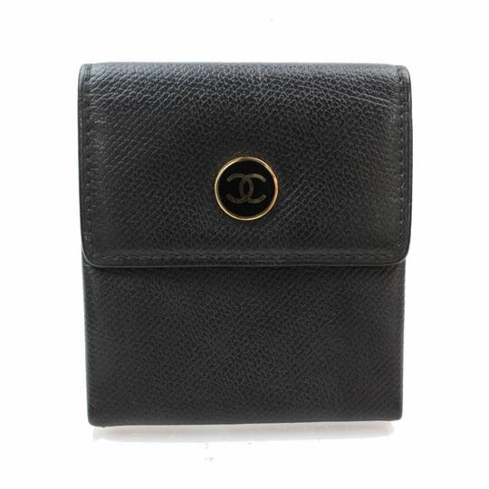 Preload https://item2.tradesy.com/images/chanel-black-caviar-leather-coin-wallet-23331061-0-0.jpg?width=440&height=440
