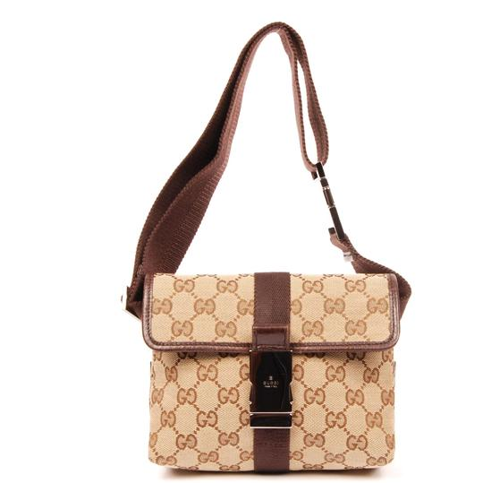 Preload https://item1.tradesy.com/images/gucci-bum-fanny-pack-brown-excellent-condition-5971-canvas-weekendtravel-bag-23331065-0-0.jpg?width=440&height=440