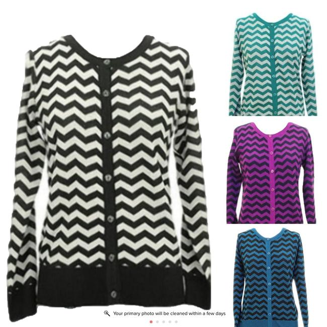 Preload https://item1.tradesy.com/images/multicolored-you-choose-while-supplies-last-chevron-cardigan-size-22-plus-2x-23331145-0-0.jpg?width=400&height=650