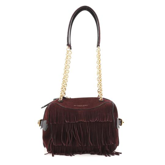 Preload https://item1.tradesy.com/images/burberry-alchester-chain-bowling-mini-plum-suede-leather-shoulder-bag-23331155-0-0.jpg?width=440&height=440