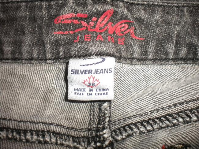 Silver Amie Flare Leg Jeans
