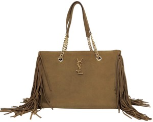 0dca43b3730 Saint Laurent Fringe Bags - Up to 70% off at Tradesy