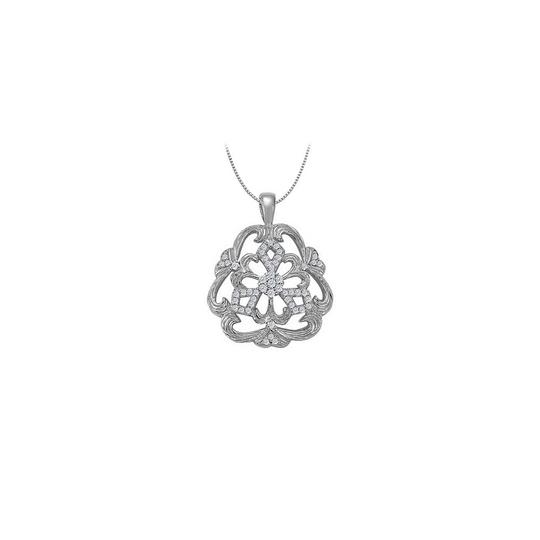 Preload https://item3.tradesy.com/images/white-silver-fancy-cubic-zirconia-floral-pendant-in-925-sterling-025-ct-tgw-necklace-23331272-0-0.jpg?width=440&height=440