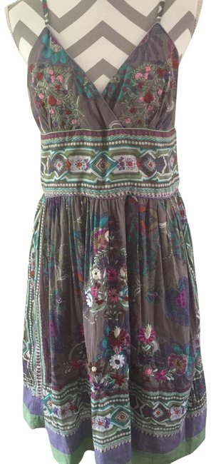 Preload https://item4.tradesy.com/images/embroidered-summer-mid-length-short-casual-dress-size-12-l-23331293-0-1.jpg?width=400&height=650