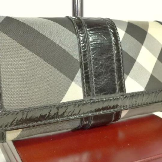 Burberry Beat Check Large Continental Wallet Purse