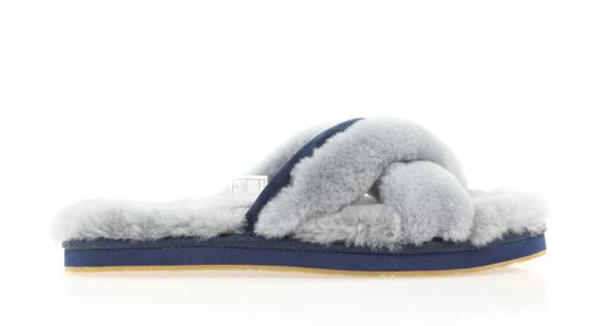 Preload https://img-static.tradesy.com/item/23331415/ugg-australia-grey-abela-slipper-flats-size-us-9-regular-m-b-0-1-540-540.jpg